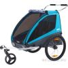 Thule COASTER XT kerékpár szett + sétálókerék kék Utánfutó