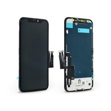 Tianma LCD kijelző érintőpanellel - Apple iPhone XR - Tianma Incell kiváló minőségű, utángyártott - fekete mobiltelefon kellék