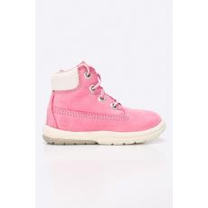 TIMBERLAND - Gyerek cipő New Toddle Tracks - rózsaszín