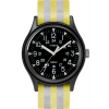 Timex MK1 Aluminum 40mm Reflective Fabric Watch TW2R81000