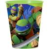 Tini nindzsa teknőcök Ninja Turtles, Tini Nindzsa Teknőcök pohár, műanyag 473 ml