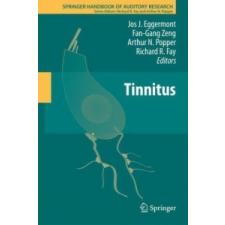 Tinnitus – Jos J. Eggermont,Fan-Gang Zeng,Arthur Popper,Richard R. Fay idegen nyelvű könyv
