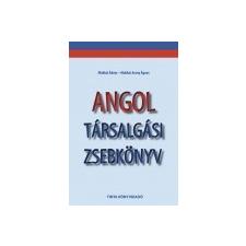 Tinta Könyvkiadó ANGOL TÁRSALGÁSI ZSEBKÖNYV nyelvkönyv, szótár