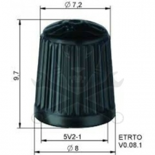 Tip Top Szelepsapka műanyag (5620296) autójavító eszköz