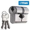 Titan K1 vészfunkciós zárbetét 35x75