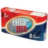 """. Toalettpapír, 2 rétegű, 8 tekercses, """"Lilla Duo"""""""