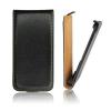 Tok, flip tok, Samsung Galaxy S5 Mini  G800, fekete, csomagolás nélkül