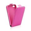 Tok, flip tok, Sony Xperia Z2, rózsaszín, flexi, csomagolás nélküli