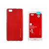 Tok, Mercury i-Jelly, fémhatású matt szilikon, Xiaomi Redmi 5A, piros