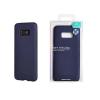 Tok, Mercury Soft Feeling matt szilikon, Samsung Galaxy S7 Edge G935, sötétkék