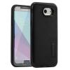 Tok, Motomo, carbon hátlap színes kerettel, Samsung Galaxy S6 G920, fekete