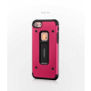 Tok, Motomo II aluminium hátlap, szilikon kerettel, Samsung Galaxy S8 G950, rózsaszín, prémium minőség