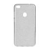Tok, Shining, Xiaomi Redmi 4X, szilikon hátlapvédő, 3 részes, ezüst
