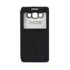 Tok, Sony Xperia M4 Aqua, Kalaideng Iceland III széria, oldalra nyíló, ablakos, fekete, bliszteres