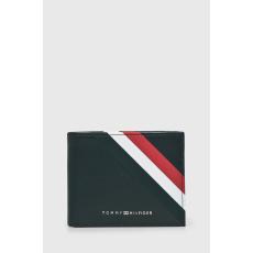 Tommy Hilfiger - Bőr pénztárca - sötétkék - 1570704-sötétkék