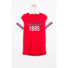 Tommy Hilfiger - Gyerek T-shirt 104-176 cm - piros