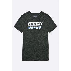 Tommy Hilfiger - Gyerek T-shirt 122-176 cm - grafit