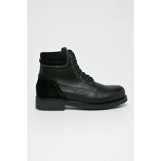 Tommy Hilfiger - Magas cipö - fekete - 1432710-fekete