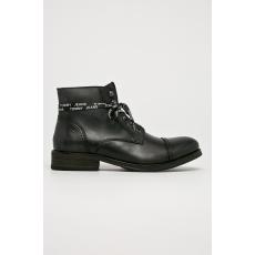 Tommy Jeans - Cipő - sötét barna - 1437279-sötét barna