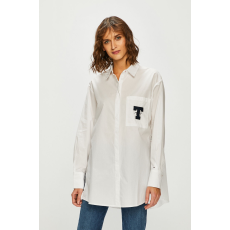 Tommy Jeans - Ing - fehér - 1497778-fehér
