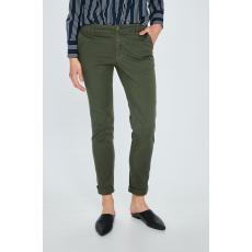 Tommy Jeans - Nadrág - barnás- zöld - 1341214-barnás- zöld