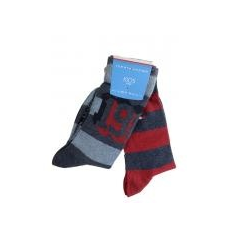 TommyHilfiger Th Boys Th 1985 Sock 2p [méret: 35-38]