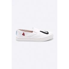 TOMS Sportcipő - fehér