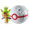 Tomy Tomy: Pokémon Chespin figura pokélabdával