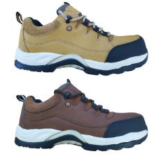 TOP SPARTA S3 SRC munkavédelmi félcipő, kompozit barna 40 (37-47) munkavédelmi cipő