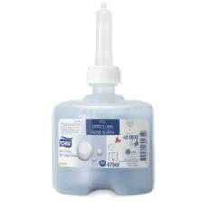 Tork Premium pipere folyékony szappan, mini, S2 rendszerhez, kék (8×0,475l) szappan