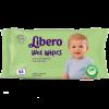 Törlőkendő nedves Libero