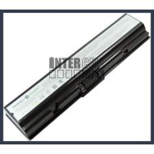 Toshiba DynaBook AX/53FBL 4400 mAh 6 cella fekete notebook/laptop akku/akkumulátor utángyártott toshiba notebook akkumulátor