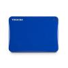 "Toshiba HDD TOSHIBA Canvio Connect II 2,5"" 2TB USB3.0 Kék"