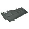 Toshiba Portege Z830 series 2200 mAh 4 cella fekete notebook/laptop akku/akkumulátor utángyártott