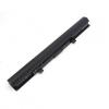 Toshiba Satellite C50D 2200 mAh 4 cella fekete notebook/laptop akku/akkumulátor utángyártott