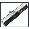 Toshiba Satellite L505-S6946 4400 mAh 6 cella fekete notebook/laptop akku/akkumulátor utángyártott