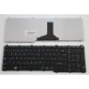 Toshiba Satellite L650 fekete magyar (HU) laptop/notebook billentyűzet