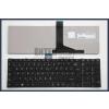 Toshiba Satellite L855 fekete magyar (HU) laptop/notebook billentyűzet