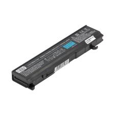 Toshiba Satellite M40 sorozat laptop akkumulátor, új, gyárival megegyező minőségű helyettesítő, 6 cellás (4400mAh) egyéb notebook akkumulátor