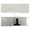 Toshiba V114302DK1 HG magyar, matt fehér billentyűzet