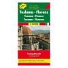 Toszkána · Firenze térkép / TOP 10 Tipp / freytag & berndt