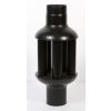 TOTYA Vegyestüzelésű kazánokhoz fekete hődob 120/650 mm
