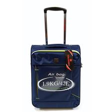 TOUAREG kék-kiwi kétkerekű kabinbőrönd 2019 TG6287-S kézitáska és bőrönd