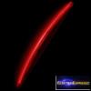 """Toxic-Neon Villogó neon fénycső Állítható hangérzékelovel 7""""/18 cm piros"""