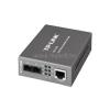 TP-Link 10/100 Mbps Single-módú média konverter (MC110CS)