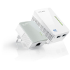 TP-Link Powerline AV500 2x100Mbps + Wireless N-es 300Mbps, TL-WPA4220 KIT