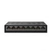TP-Link Switch, 8 port, 10/100/1000 Mbps, TP-LINK  LS1008G