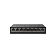 TP-Link Switch, 8 port, 10/100/1000 Mbps, TP-LINK  LS1008G hub és switch