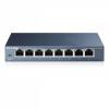 TP-Link Switch 8x1000Mbps, Fém