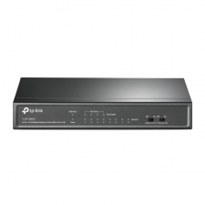 TP-Link TL-SF1008LP 8-Port 10/100Mbps Desktop Switch with 4-Port PoE hub és switch